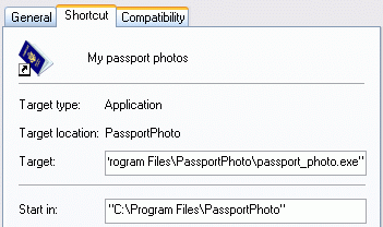 copy Passport Photo icon