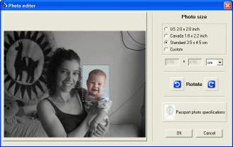 Passport Photo Software - Print Your Own Passport Photos