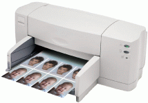 printer with passport photos
